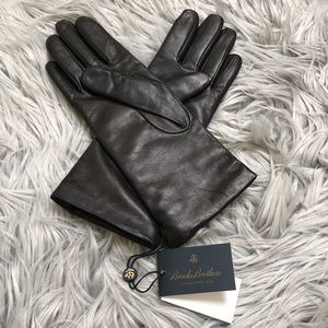 Brooks Brothers Gloves size 7